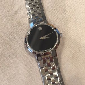 Movado Swiss Made Watch with Sapphire Crystal